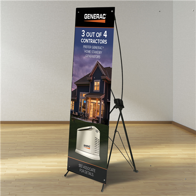 Banner Stands (Collapsible)