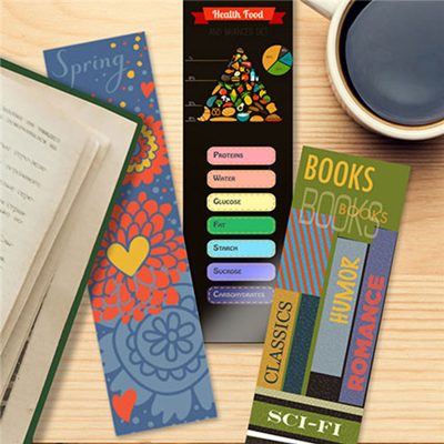 Quick & Short Run Bookmarks