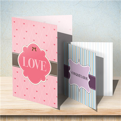 GREETING CARDS - Quick & Short Run