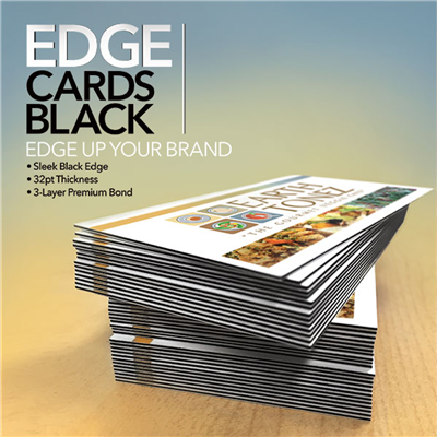 BUSINESS CARDS - Edge