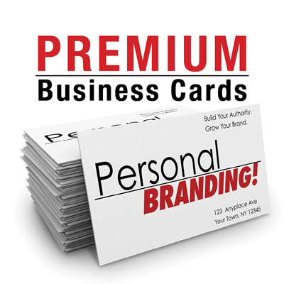 BUSINESS CARDS - Standard & Bulk Run