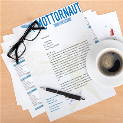 LETTERHEADS - Quick & Short Run